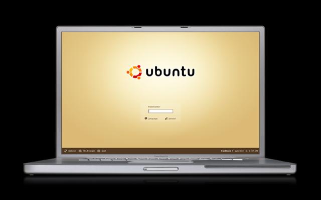 Ubuntu on the PowerBook G4 (powerbook5,6)